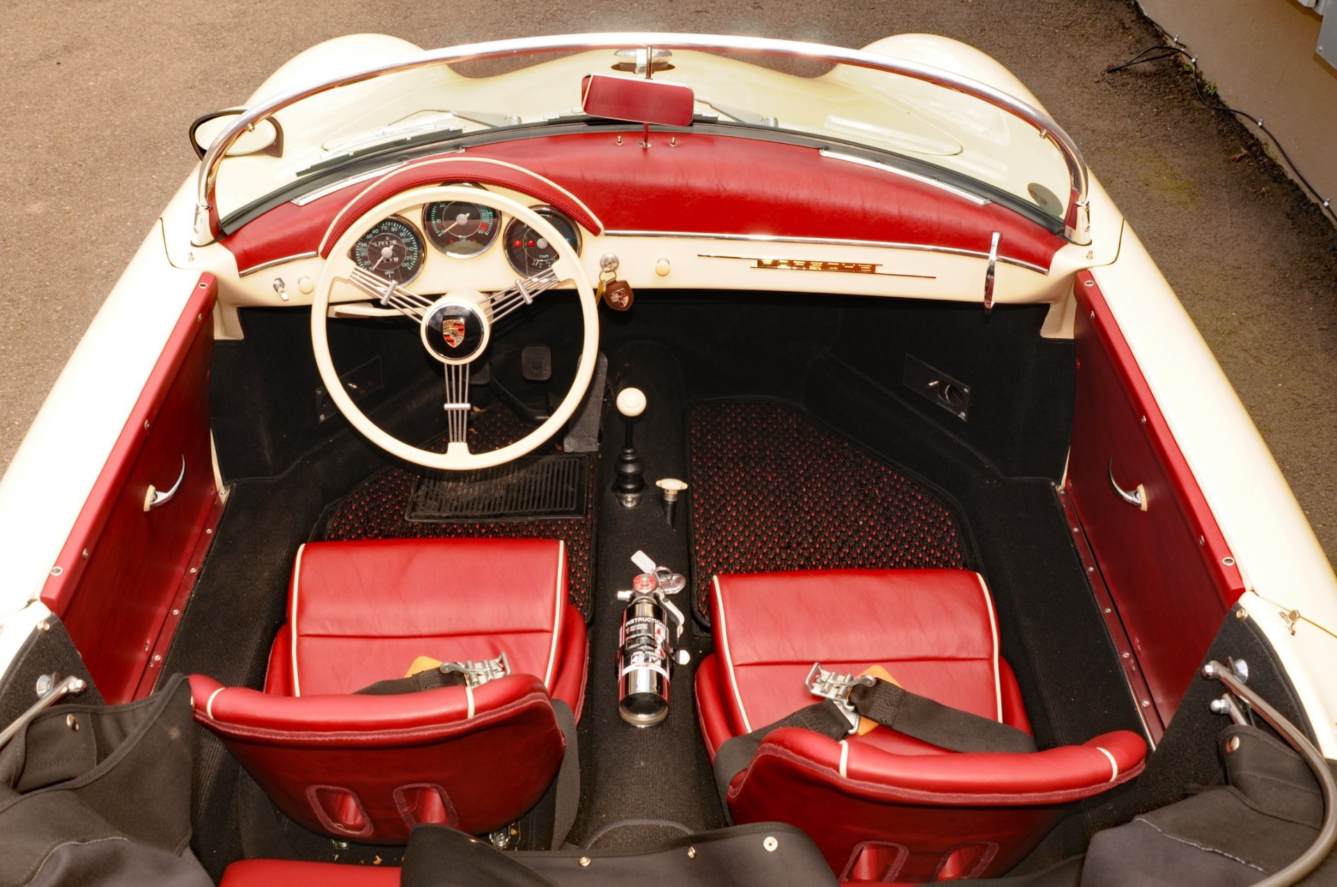 Used-1956-Porsche-Speedster-Reproduction