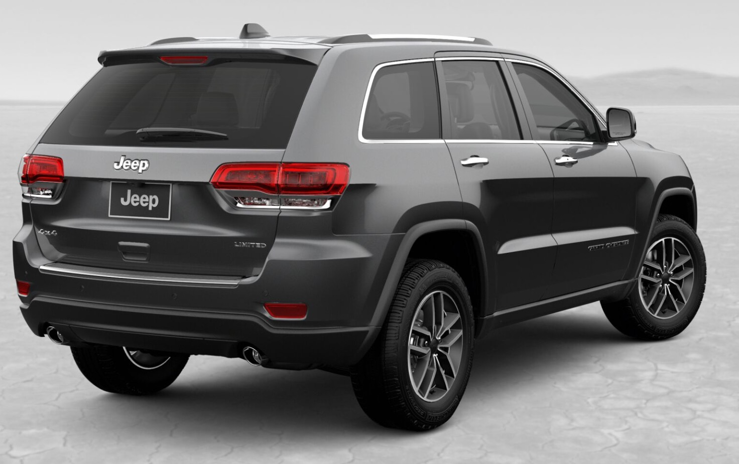 New 2019 Jeep Grand Cherokee Limited For Sale (Special ...