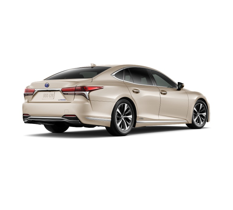 New 2019 Lexus LS500 AWD For Sale (Special Pricing