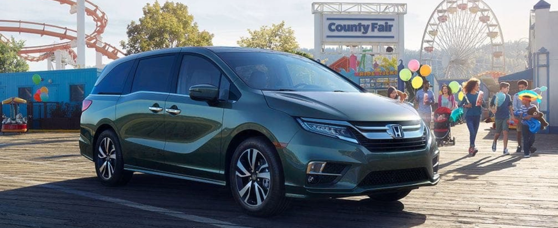 New 2020 Honda Odyssey Ex For Sale Special Pricing