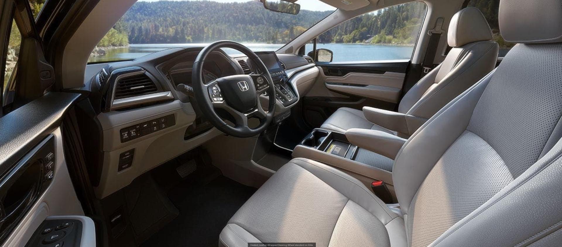 New-2019-Honda-Odyssey
