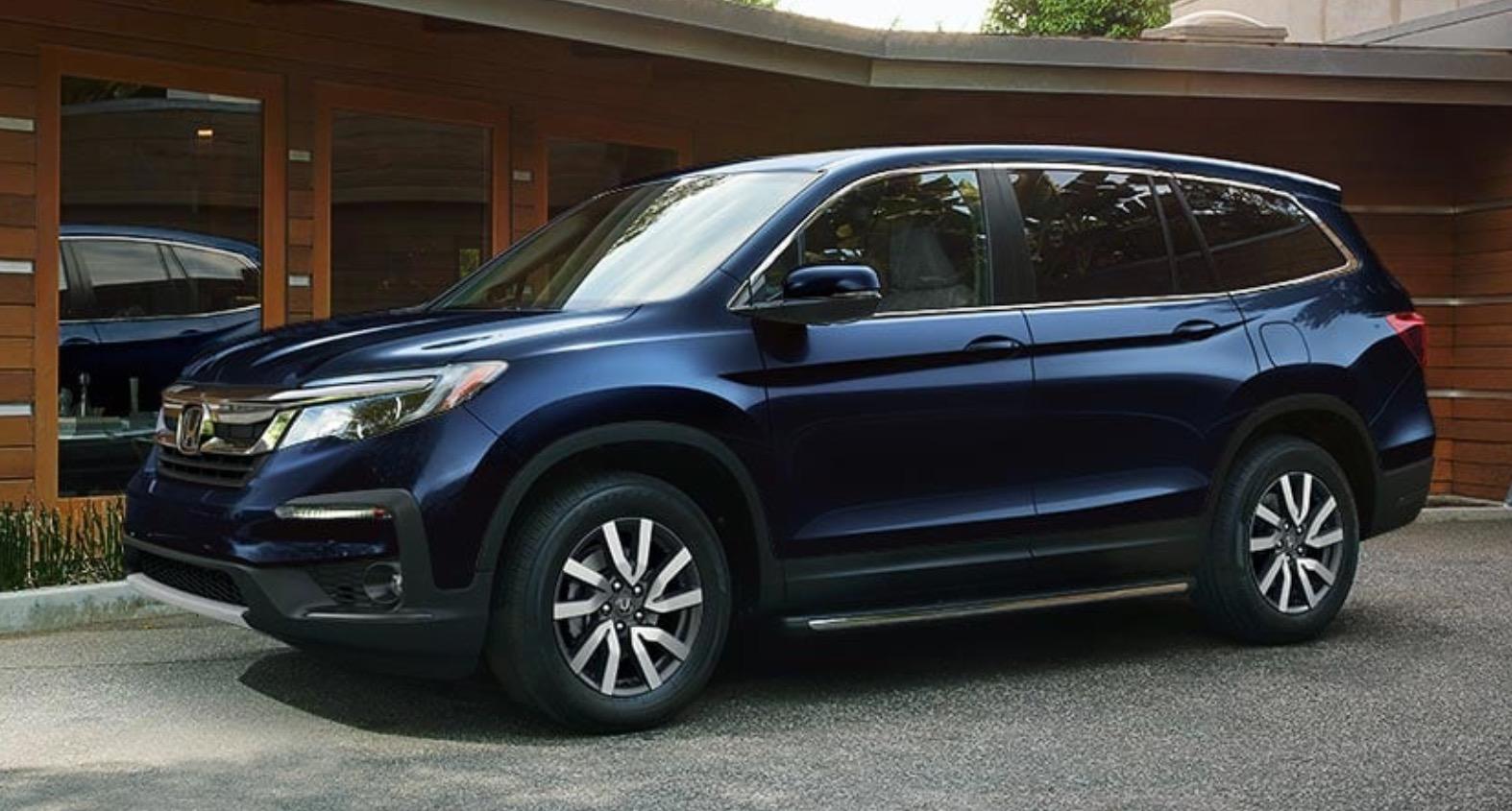 New-2021-Honda-Pilot