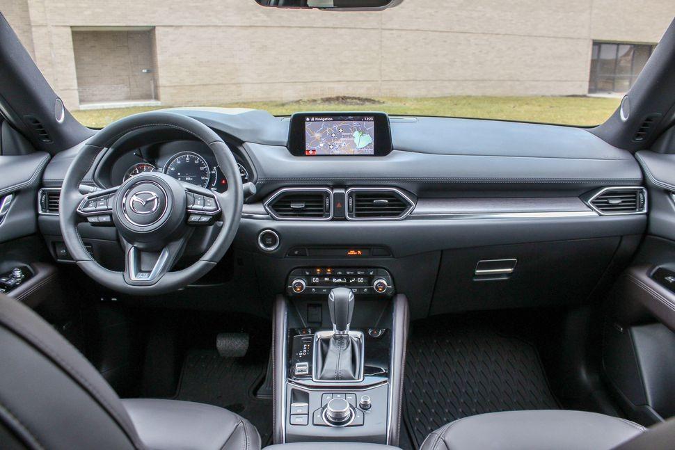 New-2021-Mazda-CX-5-Touring