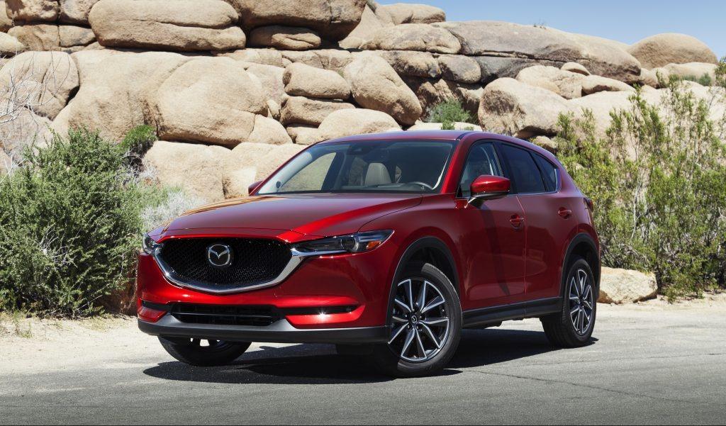 New-2019-Mazda-CX-5-Touring
