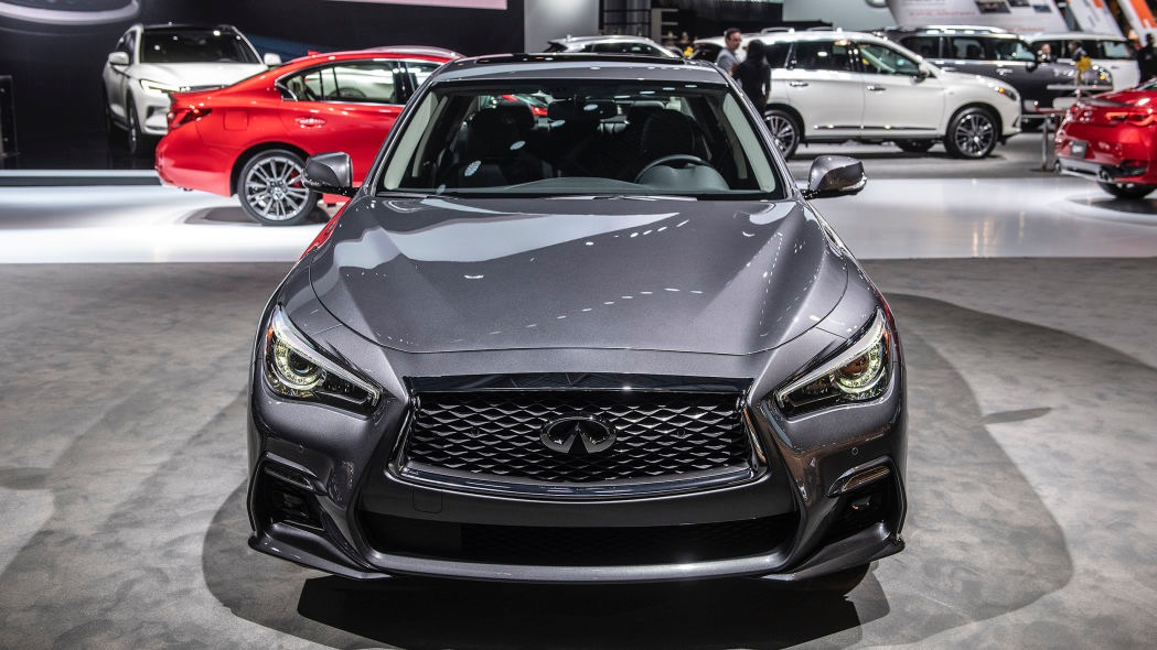 New 2019 Infiniti Q50 Signature Edition For Sale (Special ...