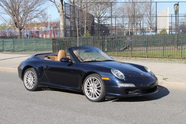 Used-2006-Porsche-911-Carrera