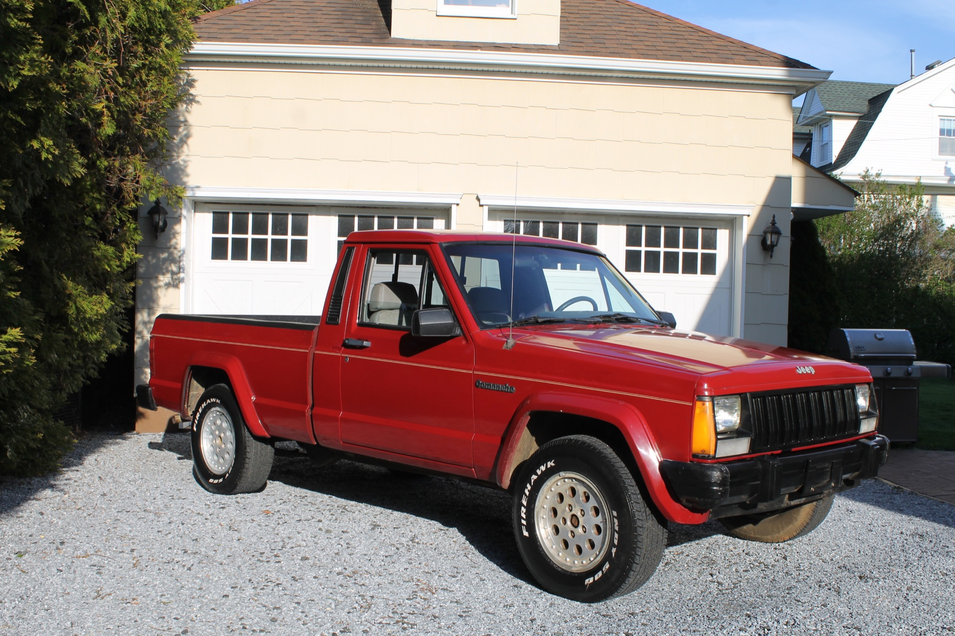 Used-1990-Jeep-Comanche-Eliminator-Eliminator