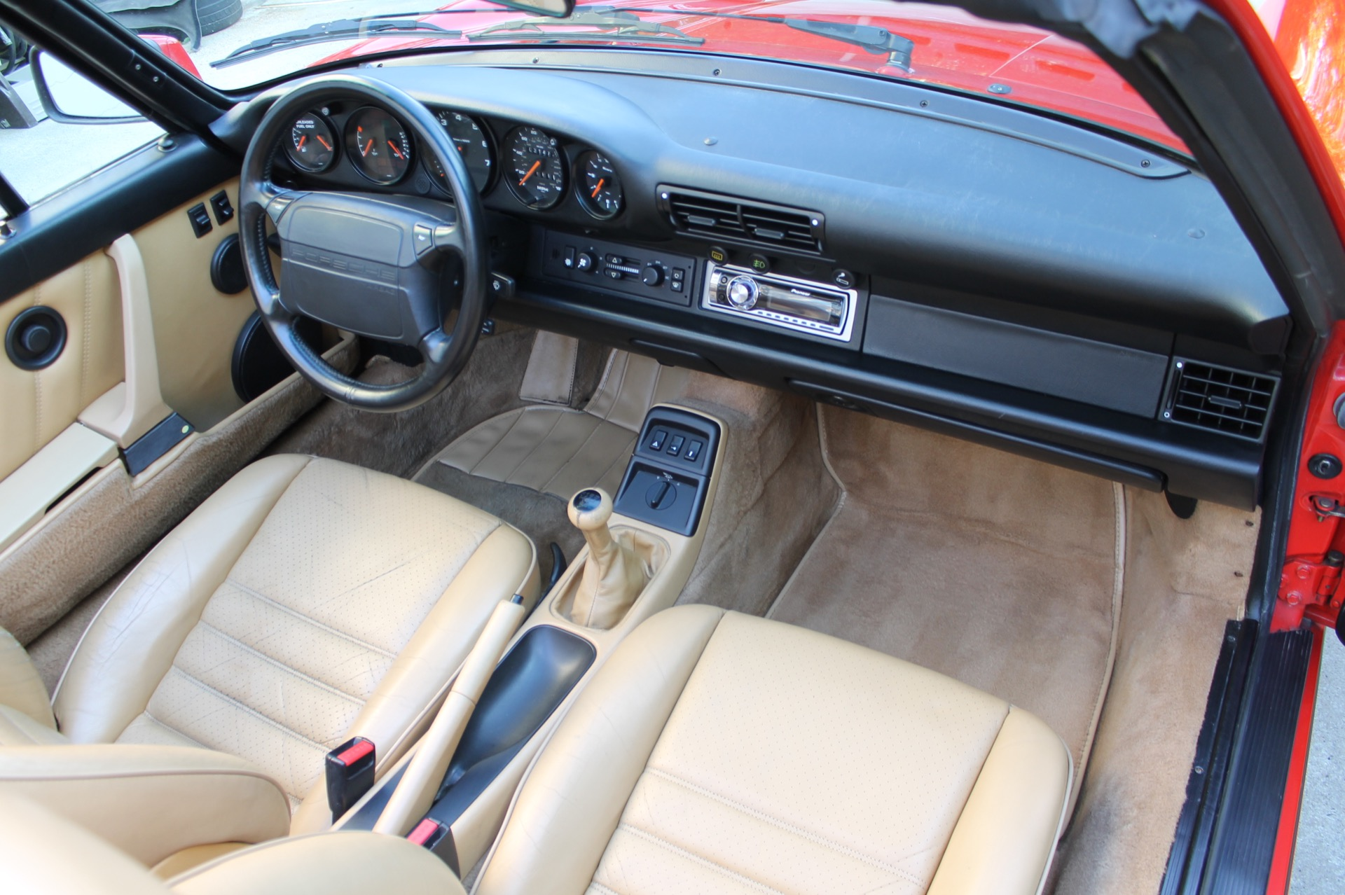 Used-1990-Porsche-911-Carrera-2