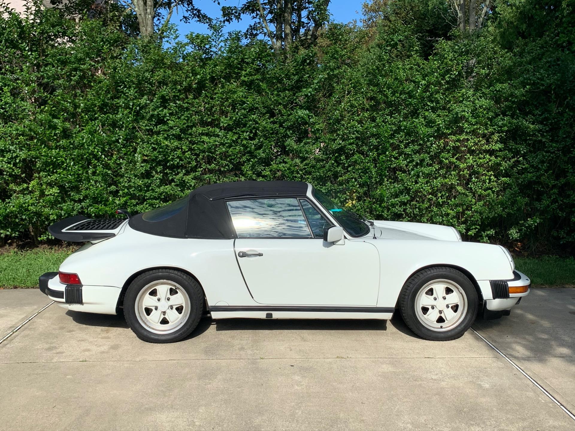 Used-1988-Porsche-911-Carrera