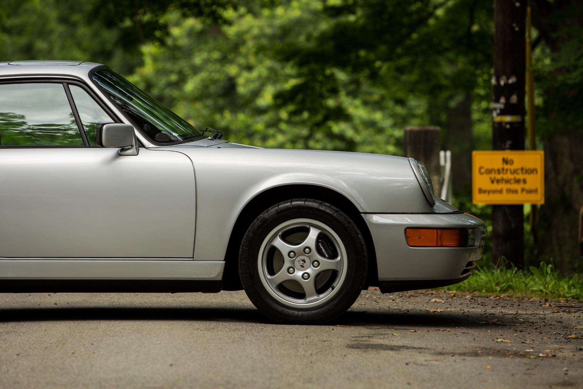 Used-1989-Porsche-911-Carrera-4